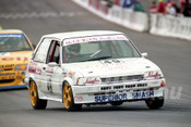93853 - MATTHEW MARTIN / SPENCERMARTIN DAVID McMILLAN - Toyota Corolla -  Bathurst 1993  - Photographer Marshall Cass