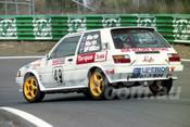 93854 - MATTHEW MARTIN / SPENCERMARTIN DAVID McMILLAN - Toyota Corolla -  Bathurst 1993  - Photographer Marshall Cass