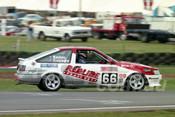 93855 - GREGG EASTON / KURT KRATZMANN - Toyota Corolla -  Bathurst 1993  - Photographer Marshall Cass