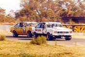 79094 - Wayne Negus & Graeme Hooley - Torana A9X - Wanneroo 1979