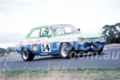 77096 - Garry Rogers Ford Escort Sports Sedan - Baskerville 1977 - Photographer Keith Midgley