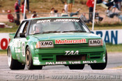 84007  -  D. Johnson  Ford Falcon XE - Oran Park 1984