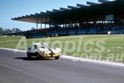 62607 - B. Topen, D Type Jaguar - Sandown 11th March 1962  - Photographer  Barry Kirkpatrick