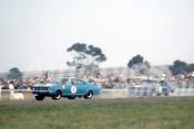 69371 - Norm Beechey Holden HK Monaro & Bob Jane, Mustangs  - Calder 1969 - Photographer Barry Kirkpatrick