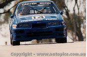 89731 - Carter / Mann  -  Bathurst 1989 - Ford Sierra RS500