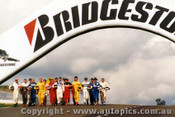 89732 - Brock, Moffat, Bond, Fury, Grice, Seton, Perkins and more - Bathurst 1989