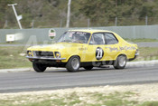 77102 -  Graeme Hooley, Torana XU1 - Wanneroo July 1977 - Photographer Tony Burton