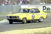 77103 -  Graeme Hooley, Torana XU1 - Wanneroo July 1977 - Photographer Tony Burton