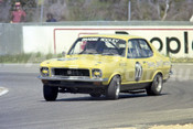 77104 -  Graeme Hooley, Torana XU1 - Wanneroo August 1977 - Photographer Tony Burton