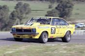 80100 - Graeme Hooley, Torana A9X - Aust Sports Sedans Championship, Wanneroo 8th June 1980 - Photographer Tony Burton