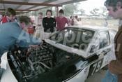 80103 - Gordon Stephenson Alfa Romeo, Wanneroo 6th July 1980 - Photographer Tony Burton