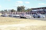 83403 - The Start of the Australian Touring Car Championship -  Wanneroo 24th April 1983 - Photographer Tony Burton