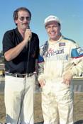 83409 - Allan Moffat, Mazda RX-7 -  Australian Touring Car Championship -  Wanneroo 24th April 1983 - Photographer Tony Burton