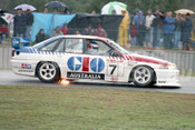 93044 - Neil Crompton Commodore VP -  Wanneroo 10th July 1993 - Photographer Tony Burton