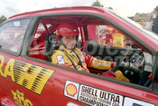 88085 - Dick Johnson, Sierra RS 500 -  Wanneroo 24th April 1988 - Photographer Tony Burton