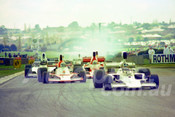 77127 - First Lap F5000's - Sandown 11th November 1977 - Photographer Keith Midgley