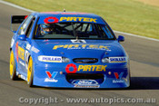 98703 - Bright / Richards  Ford Falcon -  Bathurst 1998
