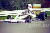 77133 - Jon Davison, Lola T332C - Sandown 11th November 1977 - Photographer Keith Midgley