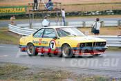 86088 - Charlie O'Brien, BMW 635 csi  -  Symmons Plains 8th March 1986 - Photographer Keith Midgley