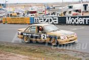 86092 - Graeme Crosby, Commodore -  Symmons Plains 8th March 1986 - Photographer Keith Midgley