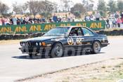 86100 - Jim Richards, BMW -  Symmons Plains 8th March 1986 - Photographer Keith Midgley