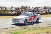 86101 - John Smith, Corolla -  Symmons Plains 8th March 1986 - Photographer Keith Midgley