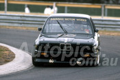 87104 - Jim Richards, BMW M3 -  Oran Park 1987 - Photographer Ray Simpson