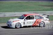 88086 - Andrew Miedecke, Ford Sierra RS500 - Sandown 1988 - Photographer Ray Simpson