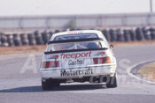 88088 - Tony Longhurst,  Ford Sierra RS500 - Adelaide 1988 - Photographer Ray Simpson