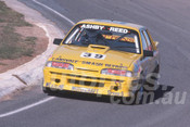 88091 - Steve Reed / Trevor Ashby,  VL Commodore - Adelaide 1988 - Photographer Ray Simpson