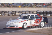 88096 - Larry Perkins, VL Commodore - Adelaide 1988 - Photographer Ray Simpson