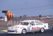88097 - Peter McLeod, VK Commodore - Adelaide 1988 - Photographer Ray Simpson