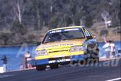 88099 - Lester Smerdon, VK Commodore - Lakeside 1988 - Photographer Ray Simpson