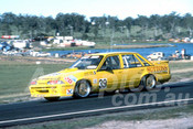 88101 - Steve Reed / Trevor Ashby,  VL Commodore - Lakeside 1988 - Photographer Ray Simpson