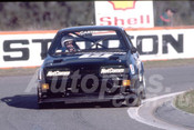 88111 - Murray Carter, Ford Sierra RS500  - Oran Park 1988 - Photographer Ray Simpson