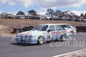 88116 - Bill O'Brien, VL Commodore- Synnons Plains 1988 - Photographer Ray Simpson