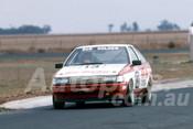 89049 - Bob Holden,   Toyota Sprinter AE86 - Mallala 1989 - Photographer Ray Simpson