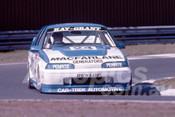 89053 - Gerald Kay, VL Commodore SS - Sandown 1989 - Photographer Ray Simpson