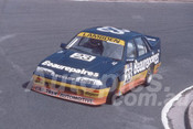 89057 - Chris Lambden, VL Commodore SS - Symmons Plains 1989 - Photographer Ray Simpson