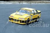 89058 - Matt Wacker, VL Commodore SS - Symmons Plains 1989 - Photographer Ray Simpson
