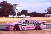 89062 - Tim Slako & Alf Barbagallo, VL Commodore SS - Wanneroo 1989 - Photographer Ray Simpson