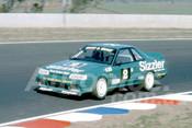 90024 - Alf Grant, Nissan Skyline - Eastern Creek 1990 - Photographer Ray Simpson