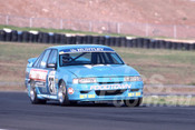 92059 - Terry Finnigan / Geoff Leeds, VL Commodore SS - Eastern Creek 1992 - Photographer Ray Simpson