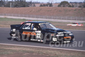 92060 - John English, VL Commodore SS - Eastern Creek 1992 - Photographer Ray Simpson