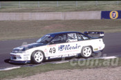 95052 - David Attard, VR Commodore - Eastern Creek 1995 - Photographer Ray Simpson