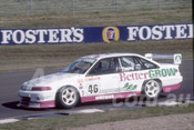 95053 - Neil Schembri / Greg Young, VP Commodore - Eastern Creek 1995 - Photographer Ray Simpson