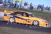 95054 - Paul Romano, VP Commodore - Eastern Creek 1995 - Photographer Ray Simpson