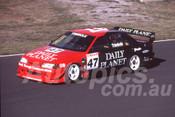 95056 - John Trimbole, Ford EB Falcon - Eastern Creek 1995 - Photographer Ray Simpson