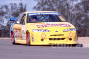 95059 - Steven Johnson, Ford EF Falcon - Oran Park 1995 - Photographer Ray Simpson