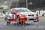 208749 - Steven Johnson - Ford Falcon BF - Clipsal 500 Adelaide 2008  - Photographer Marshall Cass